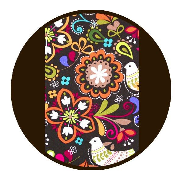Marsupiu SSC Liliputi® Rainbow line - Folk-tale