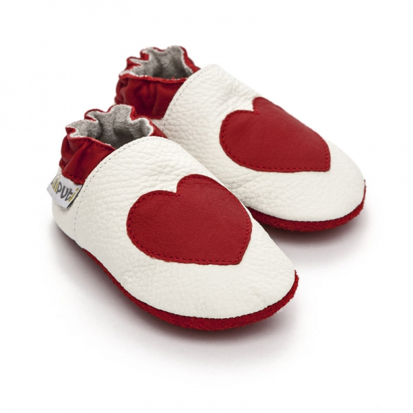 Pantofi cu talpă moale Liliputi® - Love
