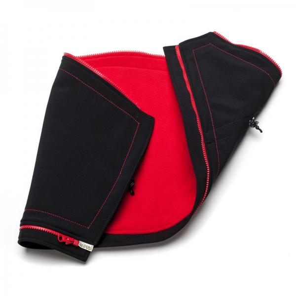 Suport pentru gravide Liliputi® - Black-red