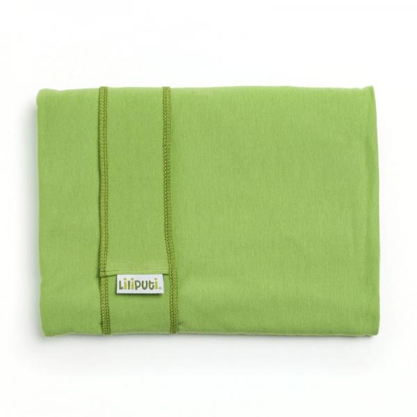 Wrap elastic Liliputi® Classic line - Green Forest