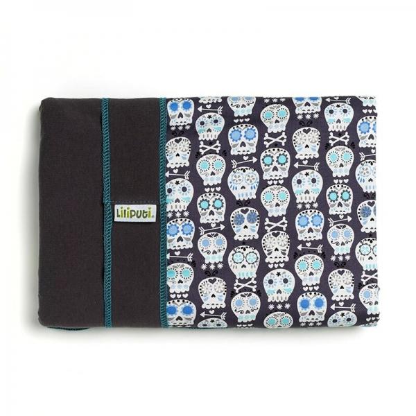 Wrap elastic Liliputi® Rainbow line - Skully