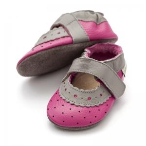 Sandale cu talpă moale Liliputi® - Magnolia